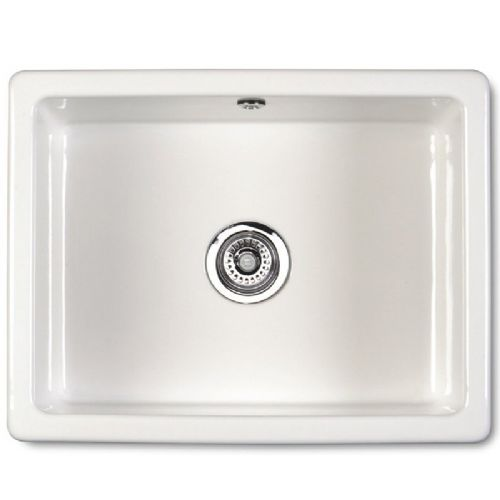 Shaws Inset 600 Inset or Undermount Ceramic Sink